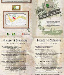 Jornadas Agros (días 13 y 14)