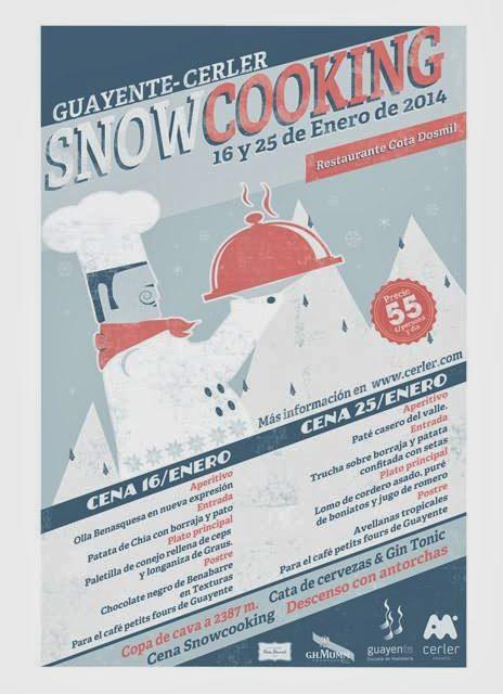 Cenas de altura y nieve (días 16 y 25 de enero)