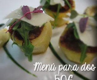 Cenas para dos por 50 euros en El Chalet (hasta el mes de marzo)