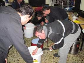 Curso de elaboración de cerveza todo grano (domingo, 26 de enero)