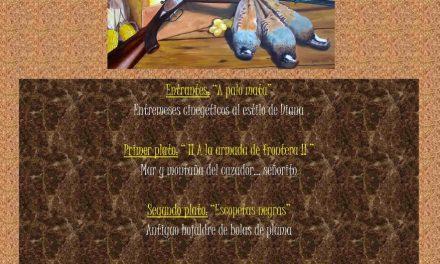 Jornadas de la caza en La Encantaria y María Morena (febrero)