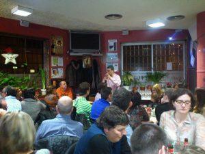Ciclo de catas Garnachas de Aragón en el Bar el Futbol