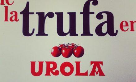 Inauguración de las jornadas de la trufa en Urola (miércoles, 16 de enero)