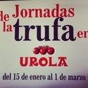 Menú semanal en Urola por 17 euros y Jornadas de la trufa (del 26 de enero al 1 de febrero)