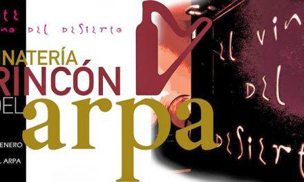 Cata en El Rincón del Arpa (viernes, 31)