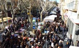 La Feria de la Candelera en Barbastro (domingo, 2 de febrero)