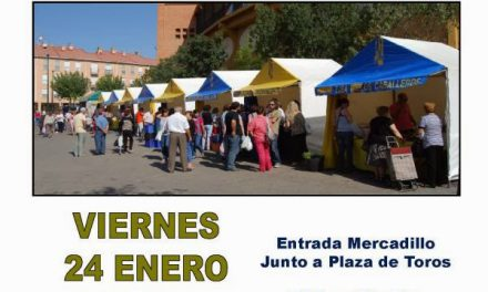 Mercado Agroalimentario de las Cinco Villas (viernes, 24)