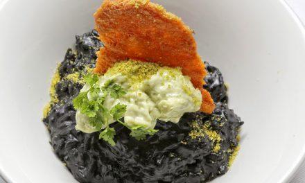 Menú del restaurante La Bocca en el Certamen de restaurantes (marzo)