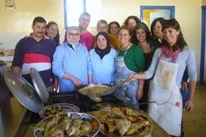 Jornada Inmigracion y alimentacion en la comida colectiva (martes, 25)