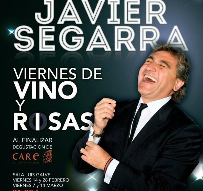 Viernes de vino y risas (viernes, hasta 14 de marzo)