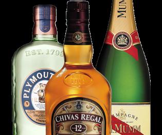 Cena temática Chivas Regal (viernes, 28)