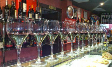 Cata de vinos de uvas blancas autóctonas en el Fútbol (martes, 4)