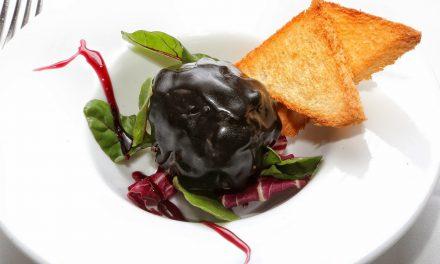 Menú de la Taberna Irulia en el Certamen de restaurantes (marzo)