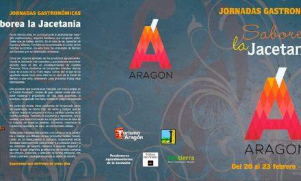 Saborea la Jacetania (del 20 al 23)