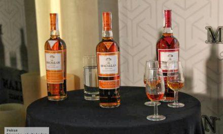 Cata de whisky Macallán (jueves, 20)