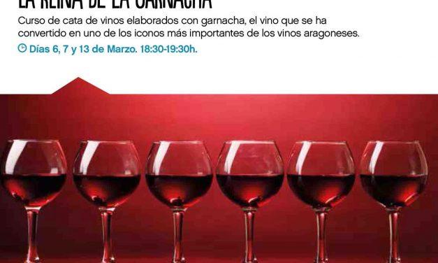 Curso de cata de vinos de garnacha en Saborea Puerto Venecia 2014 (6, 7 y 13 de marzo)