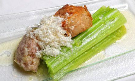 Menú de la Parrilla Albarracín en el Certamen de restaurantes (marzo)