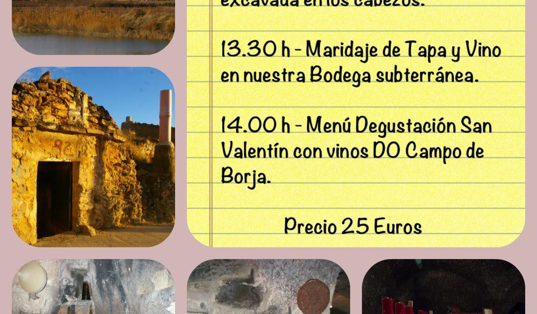 San Valentín en Fuendejalón (sábado, 15)
