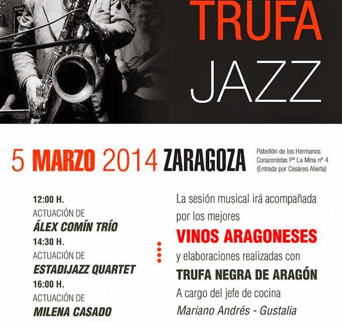 Jazz, vino y trufa (miércoles,  5)