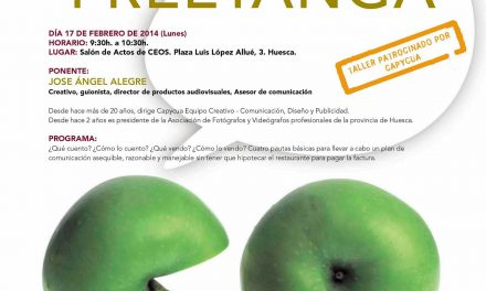 Freetanga: taller dirigido a empresarios (lunes, 17)