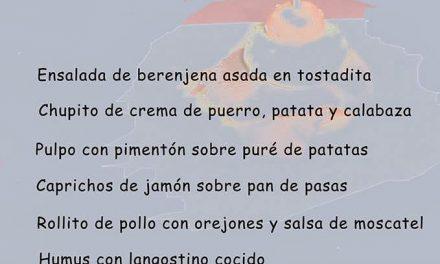 Taller de elaboración de tapas en La Rebotica (miércoles, 12)