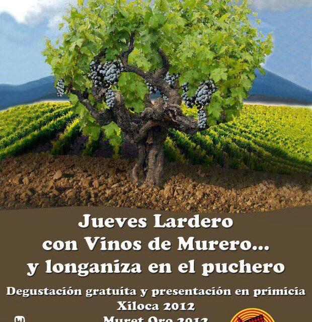 Jueves Lardero y vino (jueves, 27)