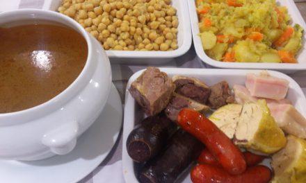 Menú semanal en Urola por 17 euros y Jornadas de la trufa (del 24 de febrero al 2 de marzo)