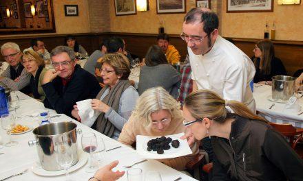 Menú semanal en Urola por 17 euros y Jornadas de la trufa (del 17 al 22 de febrero)