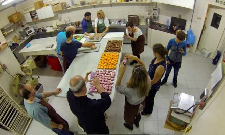 Curso de pastelería  (sábado, 22 de febrero)