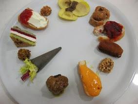 Cursos de cocina en Yáñez (marzo de 2014)