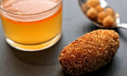 Menú de El Candelas en el Certamen de restaurantes (marzo)