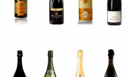 Cata de cavas y champagnes (viernes, 14 de febrero)