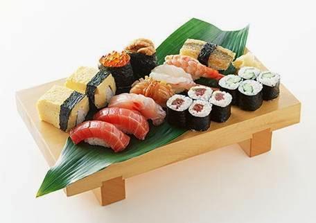Curso de sushi (22 de febrero)