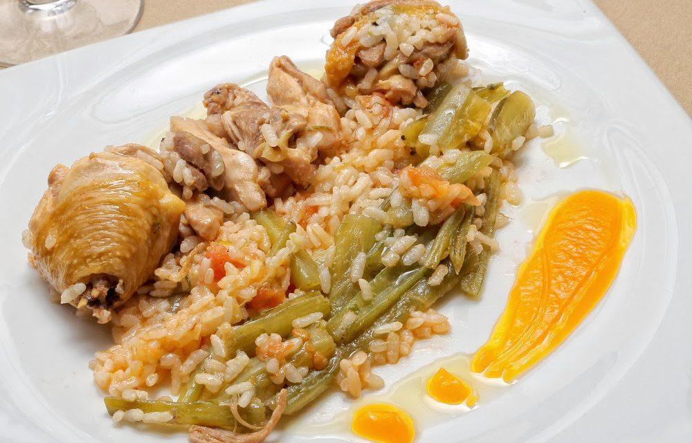 Menú del restaurante La Rebotica en el Certamen de restaurantes (marzo)