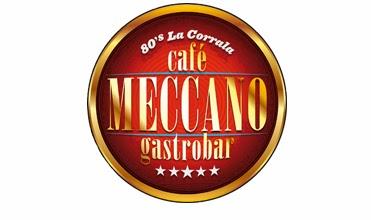Cenas con espectáculo en el Café Meccano (febrero)
