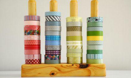 Curso de cocina washi tape (sábado, 1 de marzo)