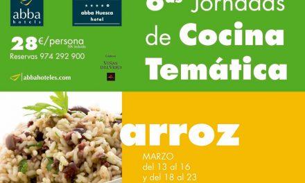 Jornadas de cocina del arroz (del 13 al 16 y del 18 al 23 de marzo)