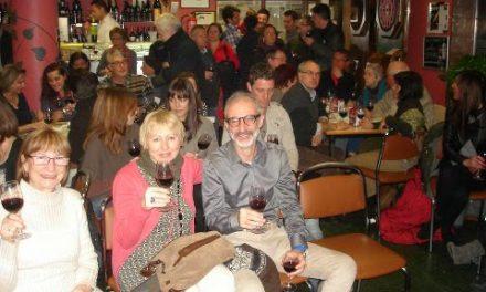 Cata de vinos de garnacha en El Fútbol (sábado, 29)