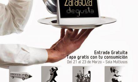 Zaragoza Degusta (del 21 al 23)