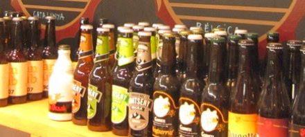 Cata de cervezas artesanas (martes, 25)