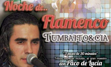Cena y flamenco (viernes, 28)