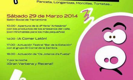Feria Artesánia (sábado, 29)