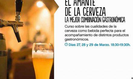 Curso sobre la cerveza en Saborea Puerto Venecia 2014 (27, 28 y 29 de marzo)