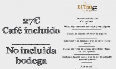 Jornadas del bacalao en El Trasgo (del 19 de marzo 19 de abril)