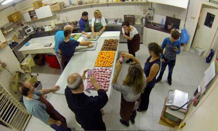 Curso de pastelería (sábado, 15)