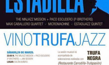 Festival Vino Trufa Jazz (29 y 30 de marzo)