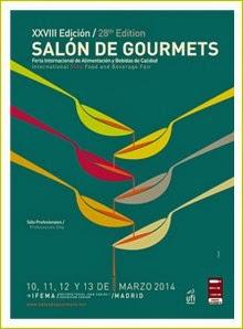 MADRID. Salón del Gourmet (del 10 al 13)