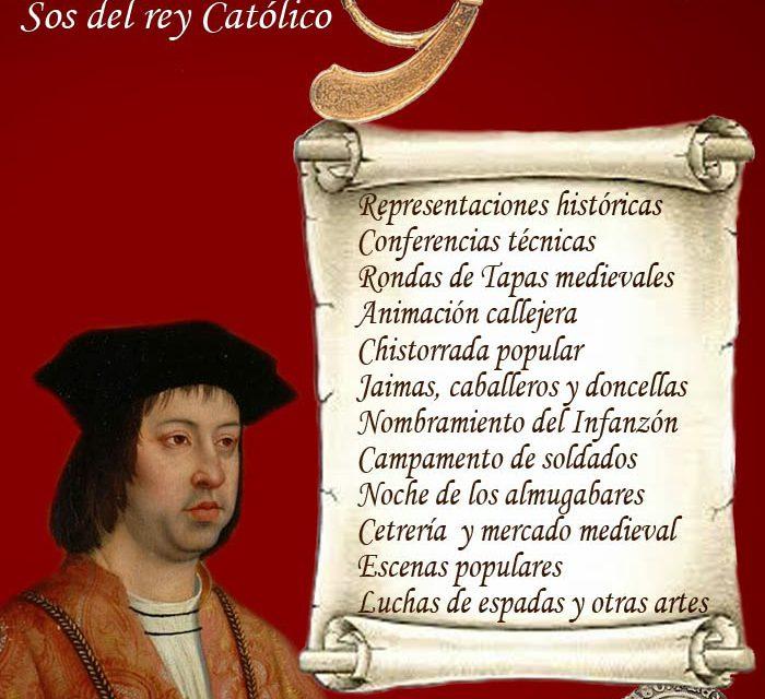 VI Concurso de tapas medievales (días 8, 9 y 15, 16 de marzo)
