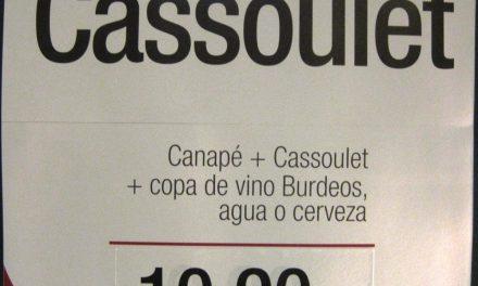Cassoulet (los jueves)