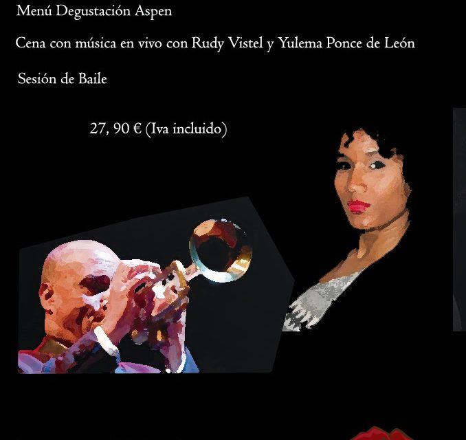 Cena y música (viernes de marzo)